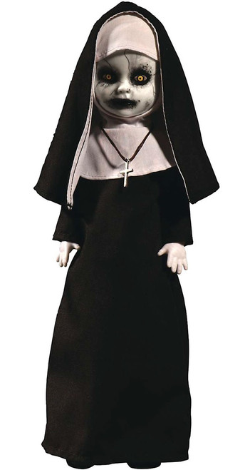 Living Dead Dolls The Conjuring 2 The Nun 10-Inch Clothed Doll Figure