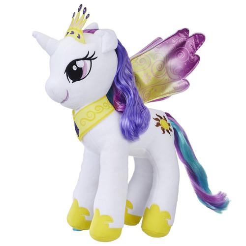 My Little Pony Friendship is Magic Large Hair Princess Celestia Plush