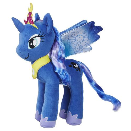 My Little Pony Friendship is Magic Large Hair Princess Luna Plush