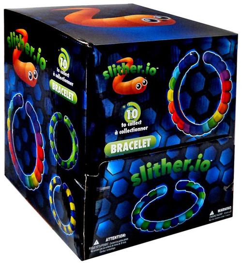 Slither.io Bracelet Box