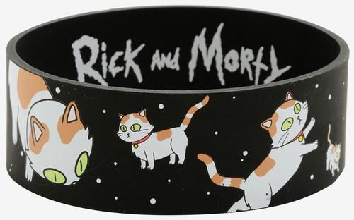 Rick & Morty Space Cats Bracelet