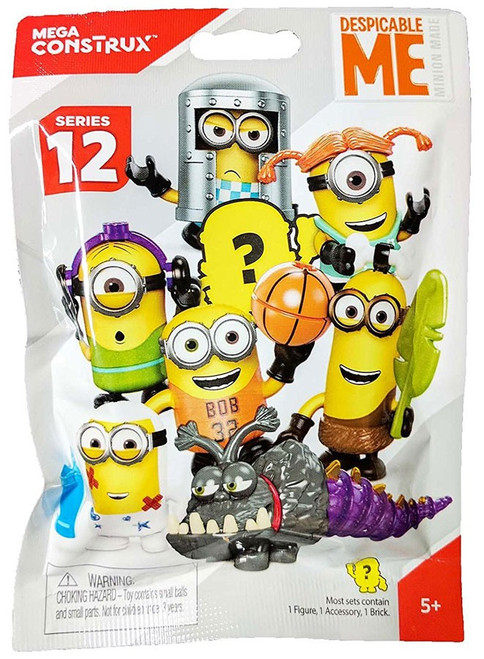 Despicable Me Minion Made Series 12 Mystery Pack [1 RANDOM Figure]