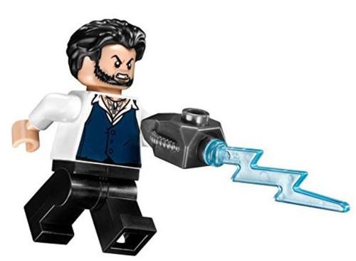 LEGO Marvel Black Panther Movie Ulysses Klaue Minifigure [Loose]