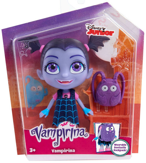 Disney Junior Vampirina 5-Inch Figure [with Backpack]