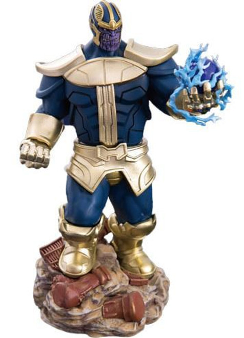 Marvel Avengers Infinity War D-Select Thanos Exclusive 6-Inch Statue DS-014 [Dark Colors]