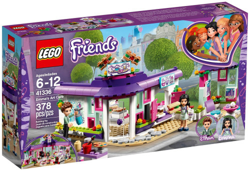 LEGO Friends Emma's Art Cafe Set #41336