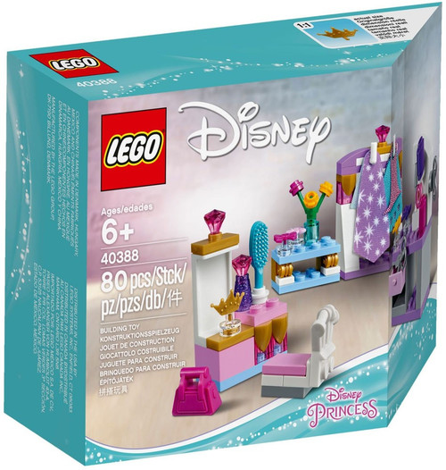 LEGO Disney Princess Mini-Doll Dress-Up Kit Set #40388