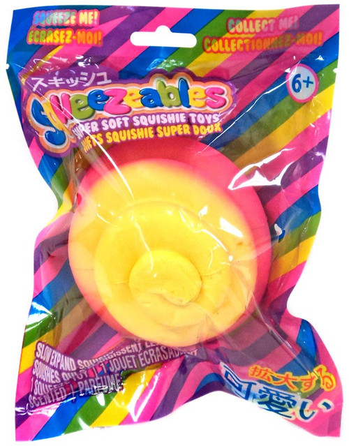 Squeezeables Ice Cream Squeeze Toy [Large]