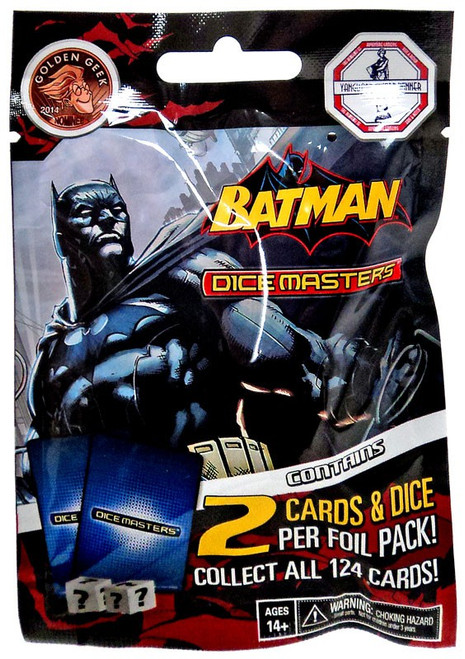 DC Dice Masters Batman Dicemasters Booster Pack