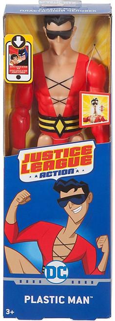 Justice League Action JLA Plastic Man Action Figure