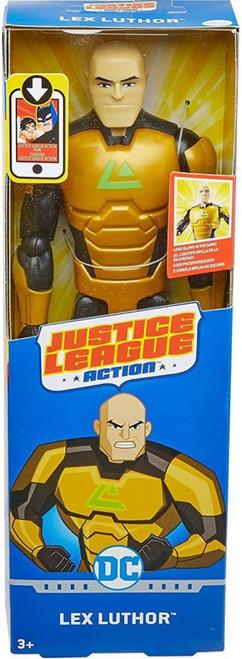 Justice League Action JLA Lex Luthor Action Figure