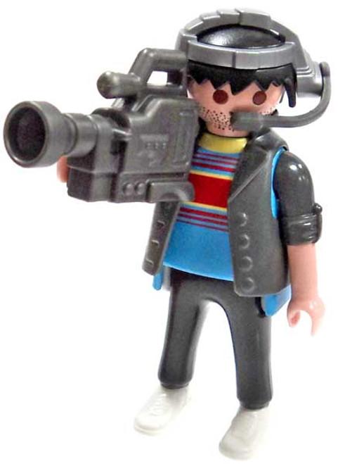 Playmobil Fi?ures Series 7 Camera Man Minifigure [Loose]