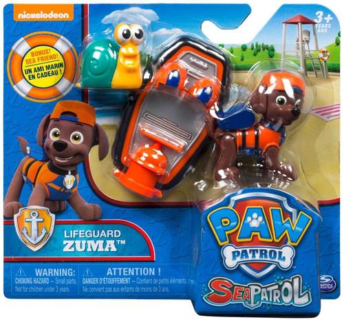 Paw Patrol Sea Patrol Lifeguard Zuma Figure
