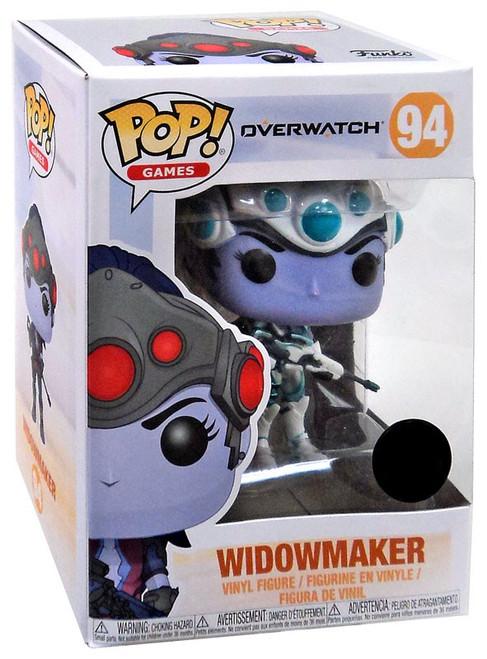 Funko Blizzard Overwatch POP! Games Widowmaker Exclusive Vinyl Figure #94 [White & Blue]