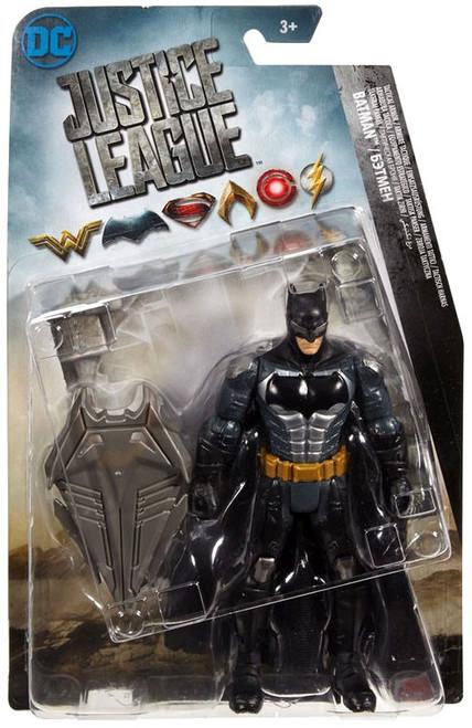 DC Justice League Movie Batman Action Figure [Tactical Armor]