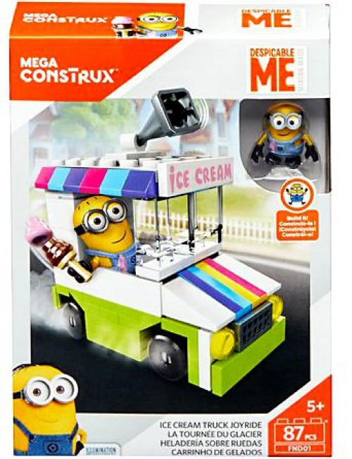 Despicable Me Minions Ice Cream Truck Joyride Set