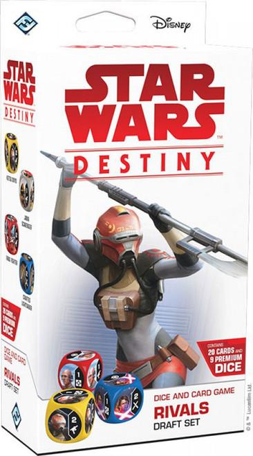 Star Wars Destiny Rivals Draft Set Game