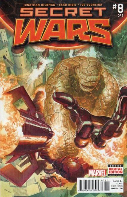 Marvel Comics Secret Wars #8 Comic Book