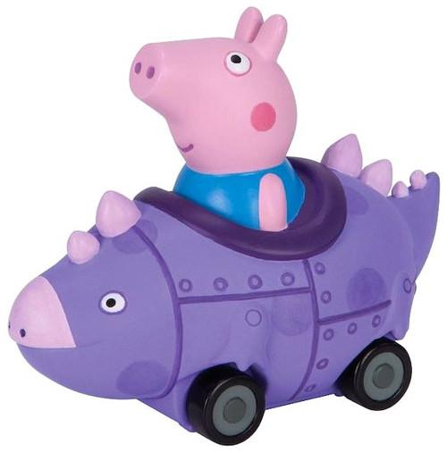 Peppa Pig Mini Buggy George in Dinosaur Vehicle