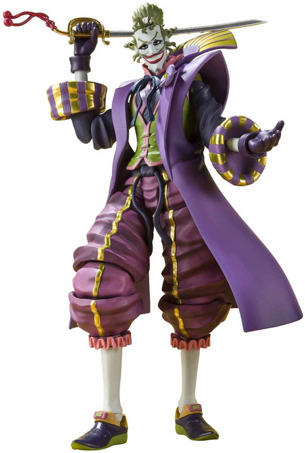 DC Batman Ninja S.H. Figuarts The Joker Demon King Of The Sixth Heaven Action Figure