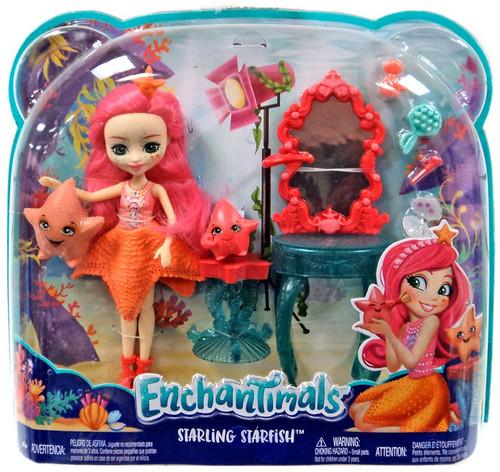 Enchantimals Starling Starfish Playset