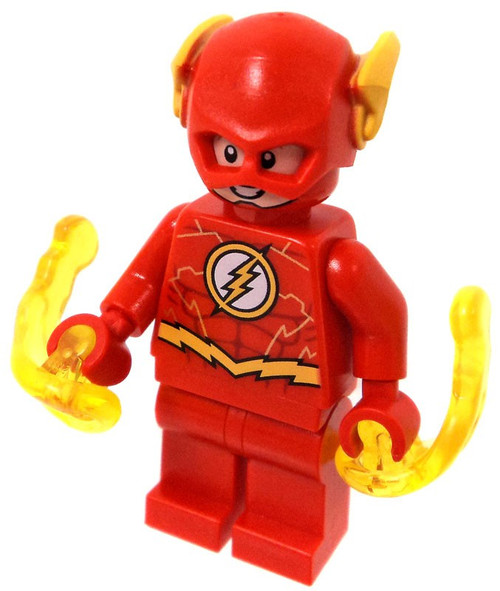 LEGO DC Universe Super Heroes Flash Minifigure [76098 Loose]