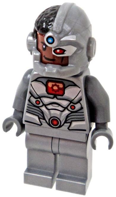 LEGO DC Universe Super Heroes Cyborg Minifigure [Loose]