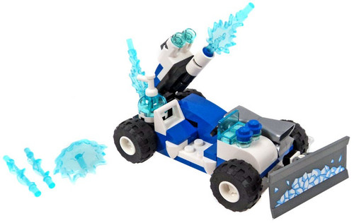 LEGO DC Killer Frost's Car Loose Vehicle [Loose]