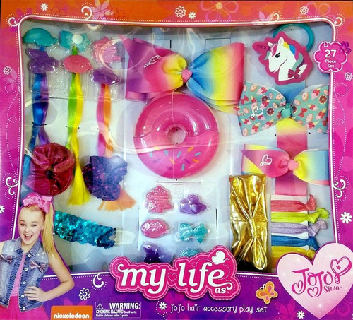 Nickelodeon My Life as JoJo Siwa JoJo Hair Accessory Exclusive Play Set