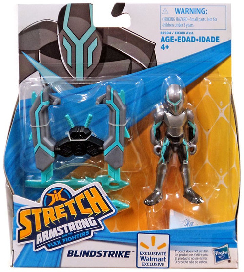 Stretch Armstrong & The Flex Fighters Blindstrike Exclusive Action Figure