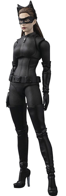 DC The Dark Knight S.H. Figuarts Catwoman Action Figure [The Dark Knight]