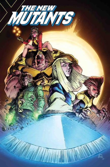 Marvel Comics The New Mutants #1 Dead Souls Comic Book