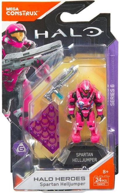 Halo Heroes Series 6 Spartan Helljumper Mini Figure