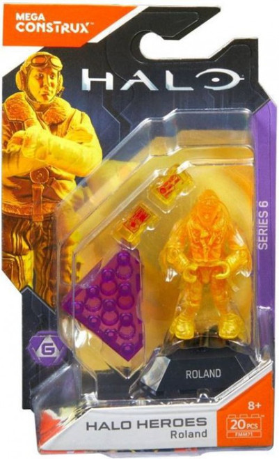 Halo Heroes Series 6 Roland Mini Figure