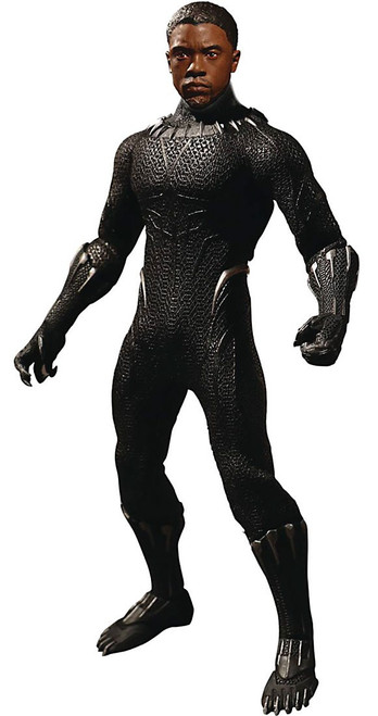 Marvel One:12 Collective Black Panther Action Figure