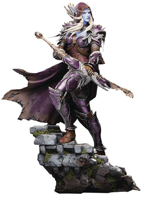 World of Warcraft Sylvanas Windrunner 18-Inch Statue