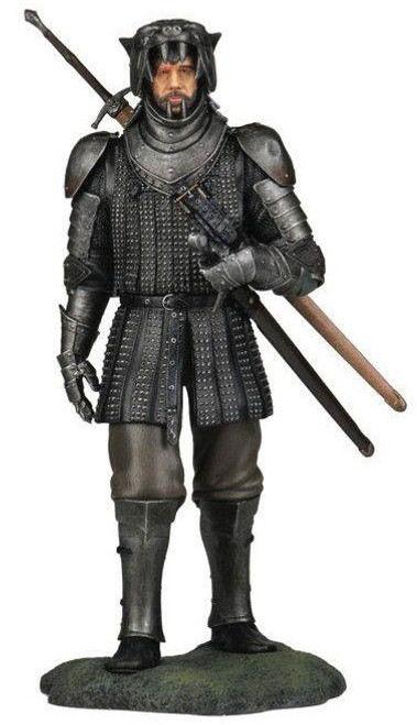 Game of Thrones The Hound 8.5-Inch PVC Statue Figure [Damaged Package]