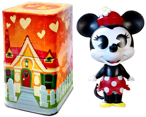 Funko Disney Minnie Mouse Exclusive Mystery Mini Figure Tin [Ever After Castle]