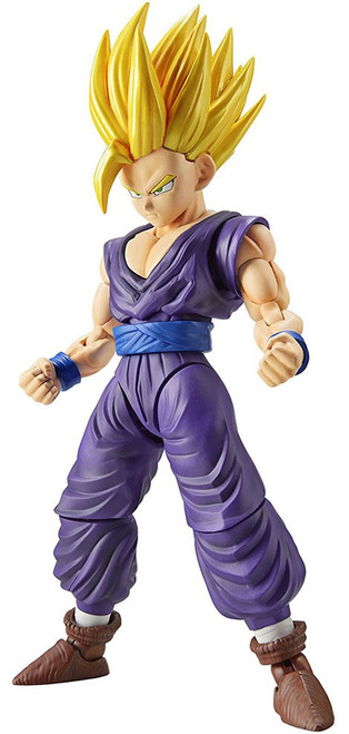 Dragon Ball Z Figure-Rise Standard Super Saiyan 2 Son Gohan 6-Inch Model Kit Figure