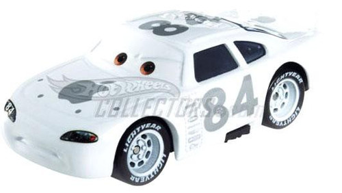 Disney / Pixar Cars Speedway of the South No. 84 Apple Mac iCar Exclusive Diecast Car