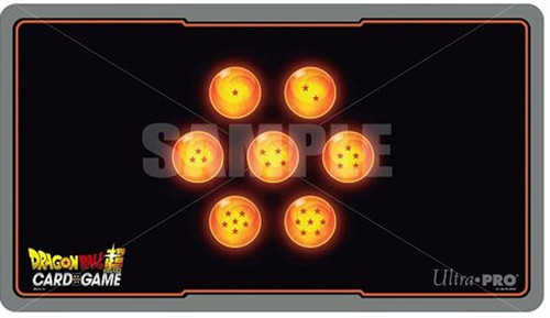 Ultra Pro Dragon Ball Super Dragon Balls Playmat With Tube