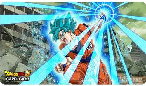 Ultra Pro Dragon Ball Super Super Saiyan Blue Son Goku Playmat With Tube