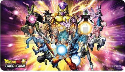 Ultra Pro Dragon Ball Super All Stars Playmat With Tube