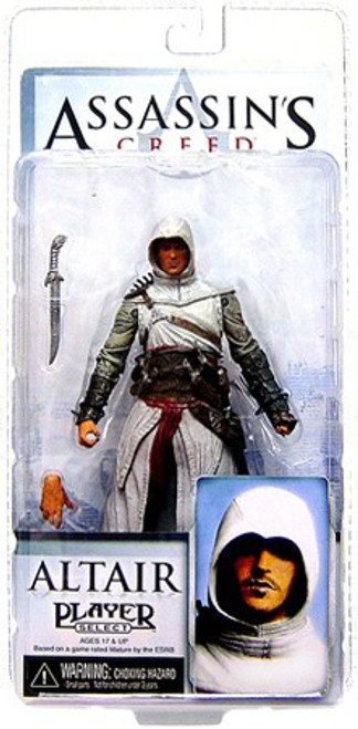 NECA Assassin's Creed Player Select Altair Action Figure [Damaged Package]