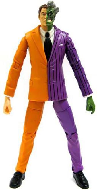 DC Universe Classics Two-Face Action Figure [Orange & Purple Suit Loose]