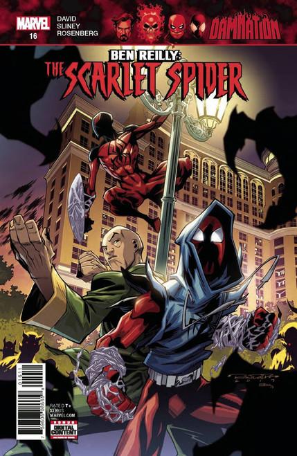 Marvel Comics Ben Reilly Scarlet Spider #16 Comic Book