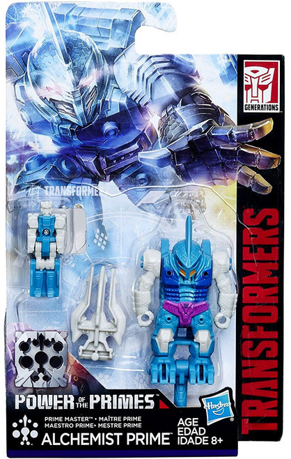 Transformers Generations Power of the Primes Alchemist Prime Master Action Figure