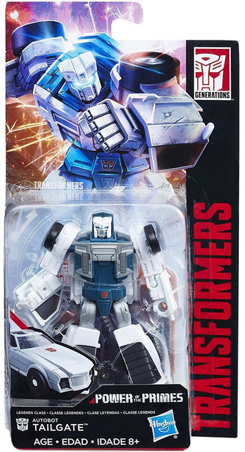 Transformers Generations Power of the Primes Tailgate Legend Action Figure
