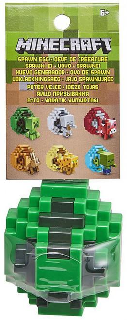 Minecraft Spawn Egg Creeper Mini Figure