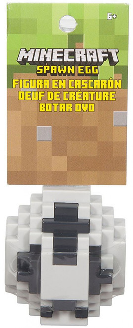 Minecraft Spawn Egg Skeleton Mini Figure